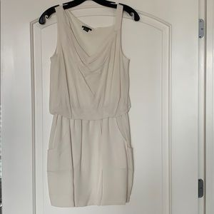 cream theory dress - size 0